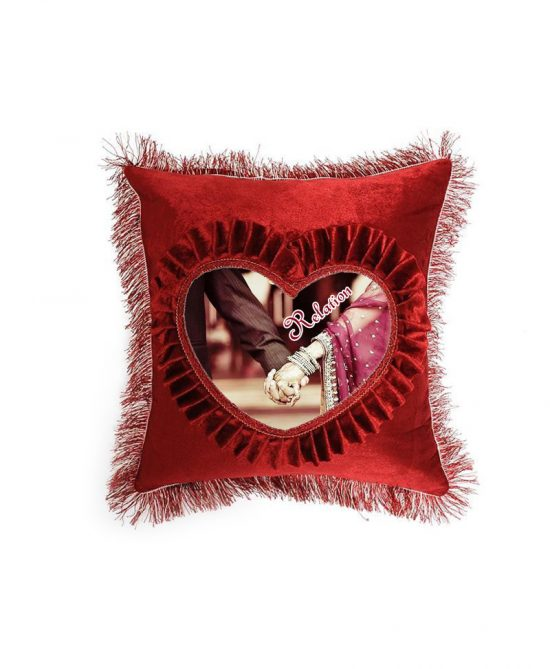 Personalized Pillows | Couple Pillow | Picture On Pillow | Cushion Printing