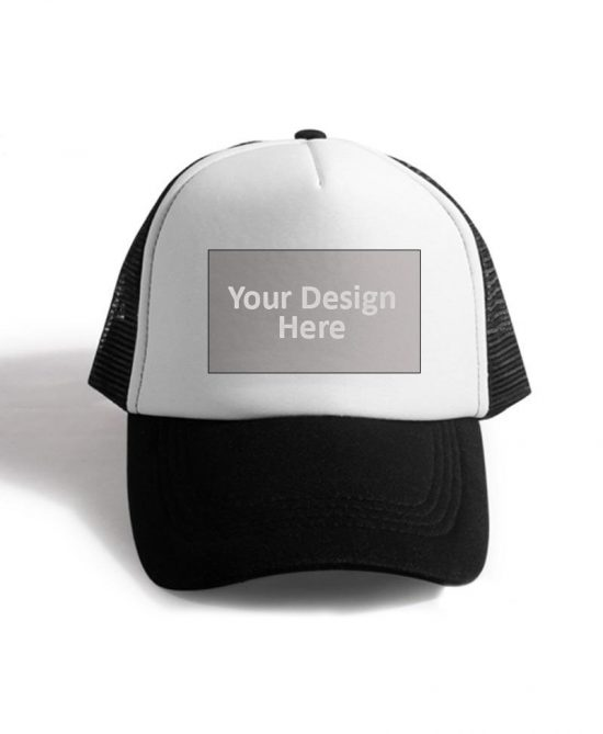 Caps Printing | Promotional Caps black color