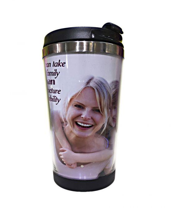 Travel Tumbler Coffee Mug Black